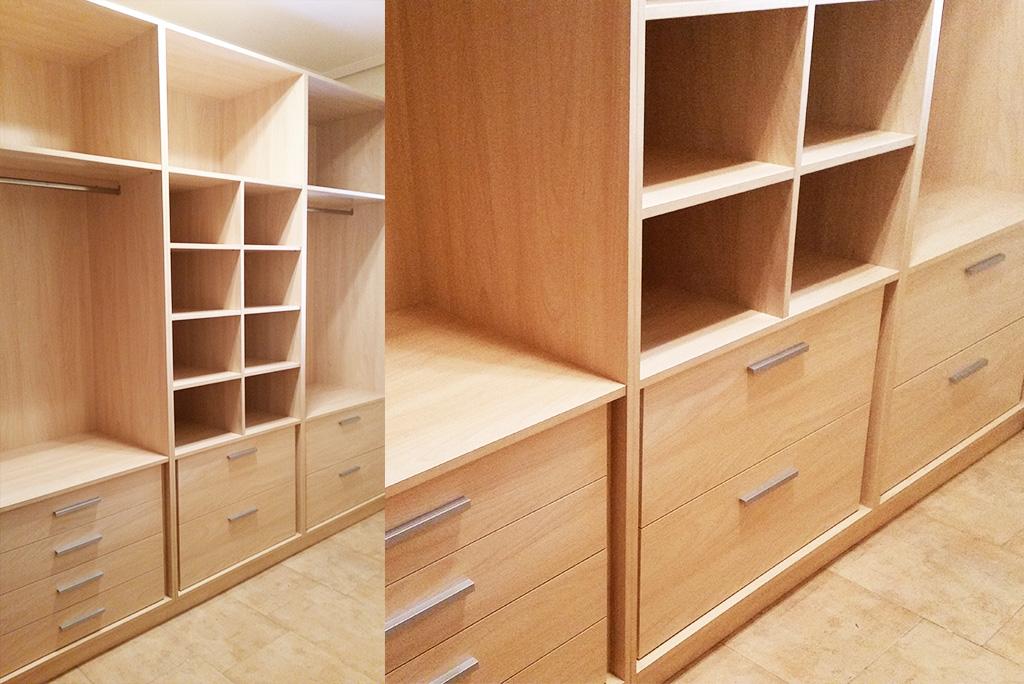 Modulos de armarios empotrados modulos de armarios with - Distribuir armario empotrado ...